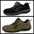 Wholesale Mens Lace Up Truka Steel Toe Safety Shoes Sizes 7-11 x10pairs A2051