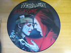 "12"" VINYL PICTURE DISC LIMITED EDITION - MARILLION - ASSASSING. 1984. RARE."