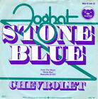 "7""-Single FOGHAT - Stone Blue / Chevrolet (1978) GERMANY PS"