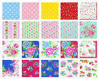 Cath Kidston Cocktail or Tea Small Napkins all designs - u choose free post