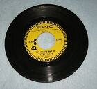 45 RPM Record, LET'S KISS AND MAKE UP BY BOBBY VINTON