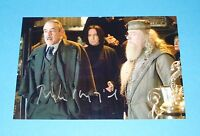 ROGER LLOYD-PACK GENUINE SIGNED AUTOGRAPH PHOTO HARRY POTTER BARTY CROUCH + COA