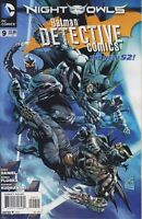 DETECTIVE COMICS # 9 DC RELAUNCH NEW 52 FIRST PRINT VERY HOT 1ST PRINT