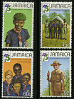 Jamaica 1982 Scott # 528-531 MLH Set