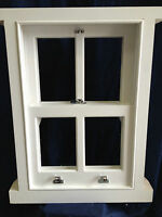 Timber Wooden SLIDING SASH WINDOWS FROM £449 - made to measure!up to 900x900
