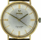 Omega Seamaster Deville 14k Yellow Gold Watch Cal 550 / LL6590-1