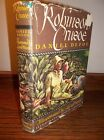 Illust. Junior Library~ Robinson Crusoe by Daniel Defoe,Illus. by Lynn Ward 1946
