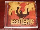 The Esoteric: With The Sureness Of Sleepwalking CD 2005 Prosthetic Records