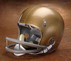 1966 NATIONAL CHAMPS NOTRE DAME FIGHTING IRISH Authentic GAMEDAY Football Helmet
