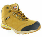 Mens Dickies Cordoba S3 Steel Toe Cap Safety Honey Leather Work Boots Size 6-12