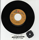 "FRANK SINATRA That's Life & My Kind Of Town 7"" 45 rpm vinyl record BRAND NEW"