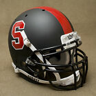 STANFORD CARDINAL (BLACK) Authentic GAMEDAY Football Helmet NOVEMBER 26, 2011