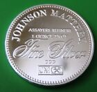 11 oz .999 SILVER Coin Bullion: JOHNSON MATTHEY Bill Of Rights -American Way Set
