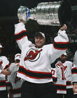 Martin Brodeur #30 New Jersey Devils Hockey SIGNED Stanley Cup 8x10 Photo COA!