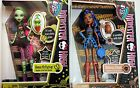 NEW MONSTER HIGH VENUS McFLYTRAP & ROBECCA STEAM DOLLS