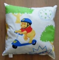 "WINNIE THE POOH NURSERY /  BEDROOM CUSHION 18"" (45 X 45 cm)"