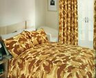 ARMY DESERT CAMOUFLAGE SINGLE BED DUVET & CURTAIN SET WITH FREE MATCHING CUSHION