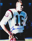 NORM SNEAD SIGNED WASHINGTON REDSKINS 8X10 PHOTO #2