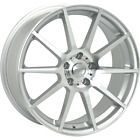 19x8.5 COMMODORE VR VS VT VX VU VY VZ PHAMTOM FULL POLISHED WHEEL & KUMHO TYRES