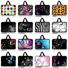"Colorful 11.6"" 12"" Laptop Netbook Notebook Sleeve Bag Tablet Case Cover +Handle"