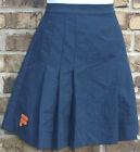 NWOT genuine US OPEN FILA navy pleated pocket sides sport/tennis skirt, size 4