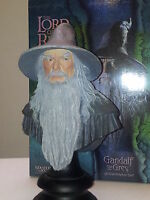Lord of the Rings LOTR Sideshow WETA 1:4 scale bust GANDALF THE GREY Fellowship