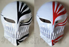 Bleach Ichigo Kurosaki Cosplay Full Hollow Halloween Mask 2 Colors Free Shipping