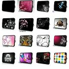 """Cute 11.6"""" 12"""" Laptop Netbook Notebook Sleeve Bag Tablet Case Cover Soft Pouch"""