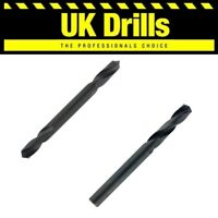 10 x HSS QUALITY STUB DRILL BITS - SINGLE ENDED & DOUBLE ENDED