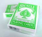 BICYCLE IRREGULAR Deck GREEN uneven Gaff playing cards Magic Trick unusual