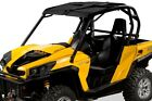 MAIER CAN-AM COMMANDER 800 1000 UTV HARD SPORT ROOF TOP 2014-UP BLACK