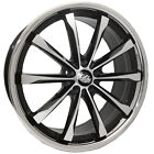 """20"""" SSW ASPIRE STAGGERED WHEELS AND TYRES FOR HOLDEN COMMODORE VE"""