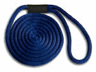 "5/8"" x 35' Solid Braid Dock Lines - Navy"