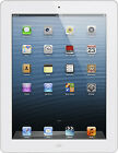 -/*BRAND NEW*- APPLE iPad 4th Generation Wi-Fi White 16GB PC Tablet