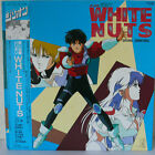 Zillion - White Nuts LP Obi Japan Anime Red Photon Rare