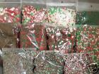 Six-6 oz Packages of Christmas Xmas Cookie Cake Decorations Sprinkles Sugars