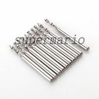 10 x 1.9mm High Quality NEW Carbide PCB Dremel Jewelry CNC Drill Bits Router