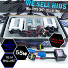 H1 55W 50W CANBUS HID XENON CONVERSION KIT NO ERROR FREE PLUG AND PLAY