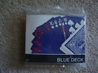 BICYCLE REVERSED BACK PLAYING CARDS BLUE ICE DECK 2ND GENERATION - MAGIC TRICKS