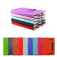 "Universal 7"" Flip PU Leather Case Cover For 7 inch Android Tablet PC PAD MID"