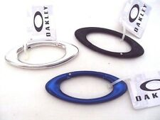 NEW OAKLEY SMALL ELLIPSE CARABINER  KEY CHAIN KEYCHAIN LANYARD ASS COLORS 99261