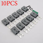 10 x ANDERSON PLUG CONNECTORS 50 amp DC POWER 12-24V Trailer Caravan