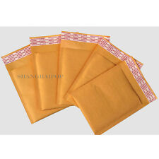 50 X Bubble Padded Envelope Bag Mailer Postal Wrap Lined CD DVD Seal Mixed Size