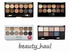 MUA PALETTE OMBRETTO Undressed Undress me too Matte e altri *Nude Naked Neutral*