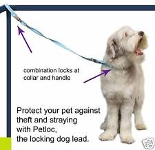 PETLOC, the original Locking Dog Lead