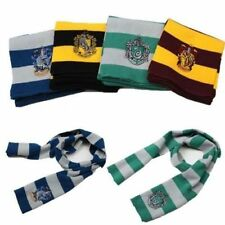 Harry Potter House Wool Costume Scarf Gryffindor/Slytherin/Ravenclaw Gift