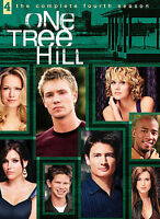 One Tree Hill ~ Complete 4th Fourth Season 4 Four ~ BRAND NEW 6-DISC DVD SET