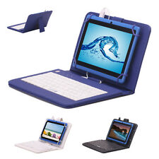 """IRULU X1 7"""" Tablet PC 8GB Android 4.2 Dual Core Cameras 1.5GHz w/ Keyboard WIFI"""