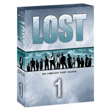 Lost - The Complete First Season (DVD, 2005, 7-Disc Set) NEW & SEALED