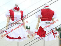 Lollipop Chainsaw Cheerleader - Juliet Starling Maid Version Cosplay Costume